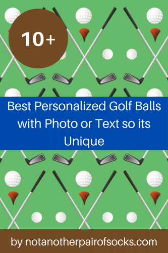 10 Best Personalized Golf Balls with Photo or Text so its Unique