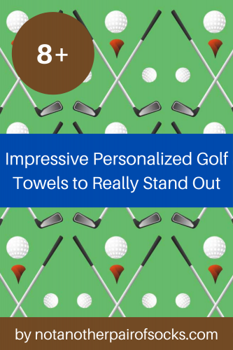 8 Impressive Personalized Golf Towels to Really Stand Out