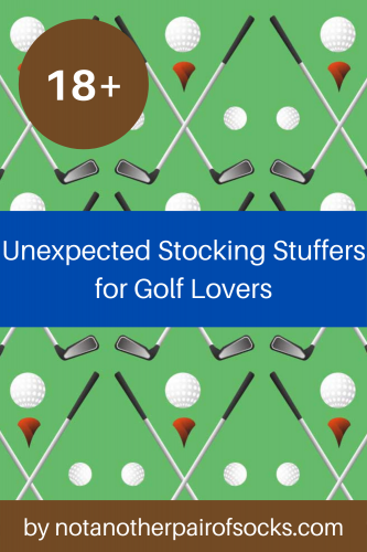 18+ Unexpected Stocking Stuffers for Golf Lovers